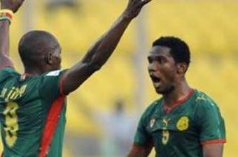 CAN 2008/Cameroune: Eto'o dans l'histoire