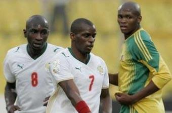 CAN 2008/ Poule D : Au revoir Sénégal !