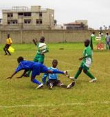 Football/ Football Passion : L'aventure s'arrête