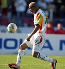 "Football/Sénégal : El hadji Ousseynou Diouf, toujours ""Lion"" du football"