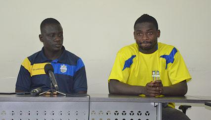 Conférence de Presse d'avant match de l'As Tanda