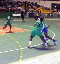 Handball/ Coupe d'Afrique: L'Africa et le Rombo en 1/4 de finale
