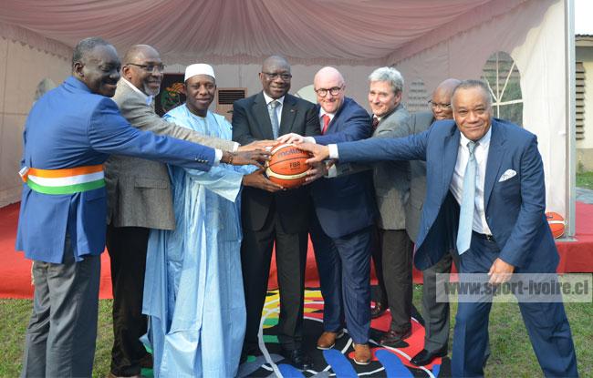 730 millions pour le siège de Fiba-Afrique
