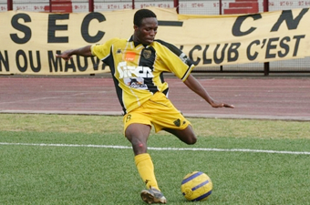 Football/ MTN Ligue 1, 6e journée, Asec-Stade (1-0) :