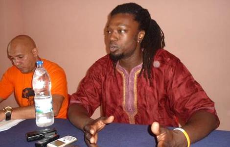 Daouda Karaboué fait parler son Cœur d'africain à Abidjan