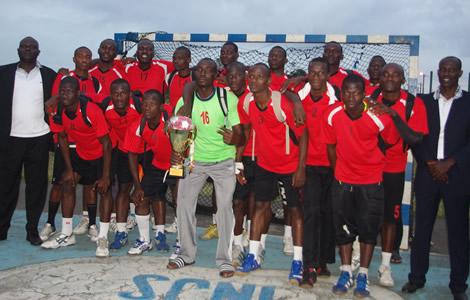 Le Red Star (H) et National (D), sacrés champions 2013