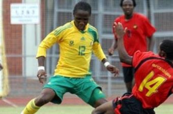 L'Afrique du Sud arrache le nul