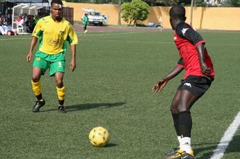 Football / 8è journée de la ligue 1, Sabé –USC Bassam (2-1): Les Guerriers freinent les Insulaires