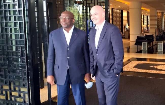 Election CAF 2021 : Anouma et Infantino se sont parlé à Rabat    Sport-ivoire.ci