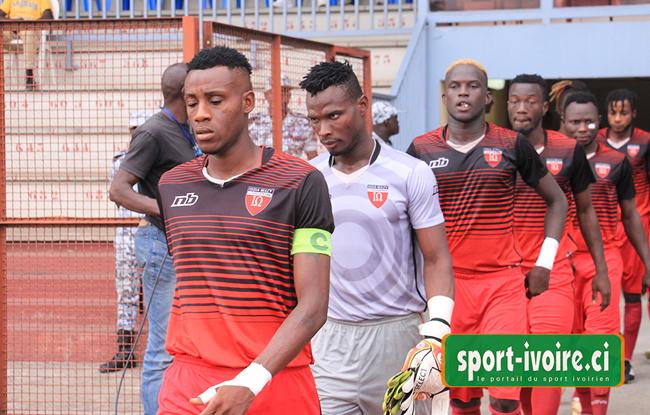 8è journée : Issia Wazi accroche l'Africa Sports | Sport-ivoire.ci