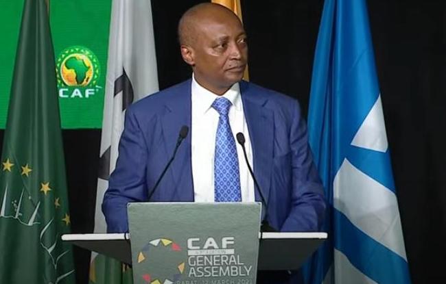 Election CAF 2021 : Patrice Motsepe élu par acclamation   Sport-ivoire.ci