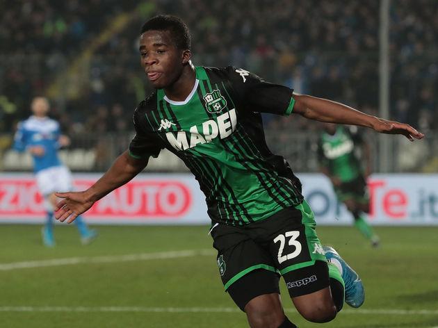 Saga des Pros: Hamed Traoré arrache la victoire pour Sassuolo |  Sport-ivoire.ci